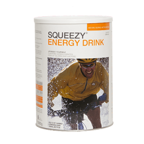 Squeezy Energi Vingummi & Pulver