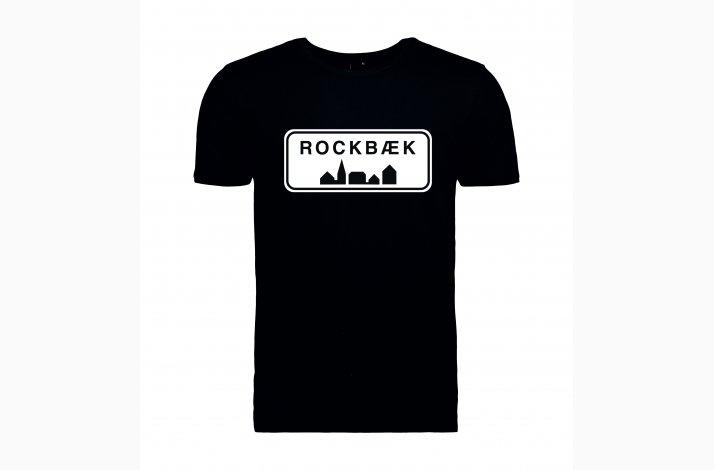 Rockbæk Sort Tee