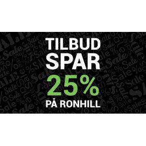 SPAR 25% PÅ RONHILL